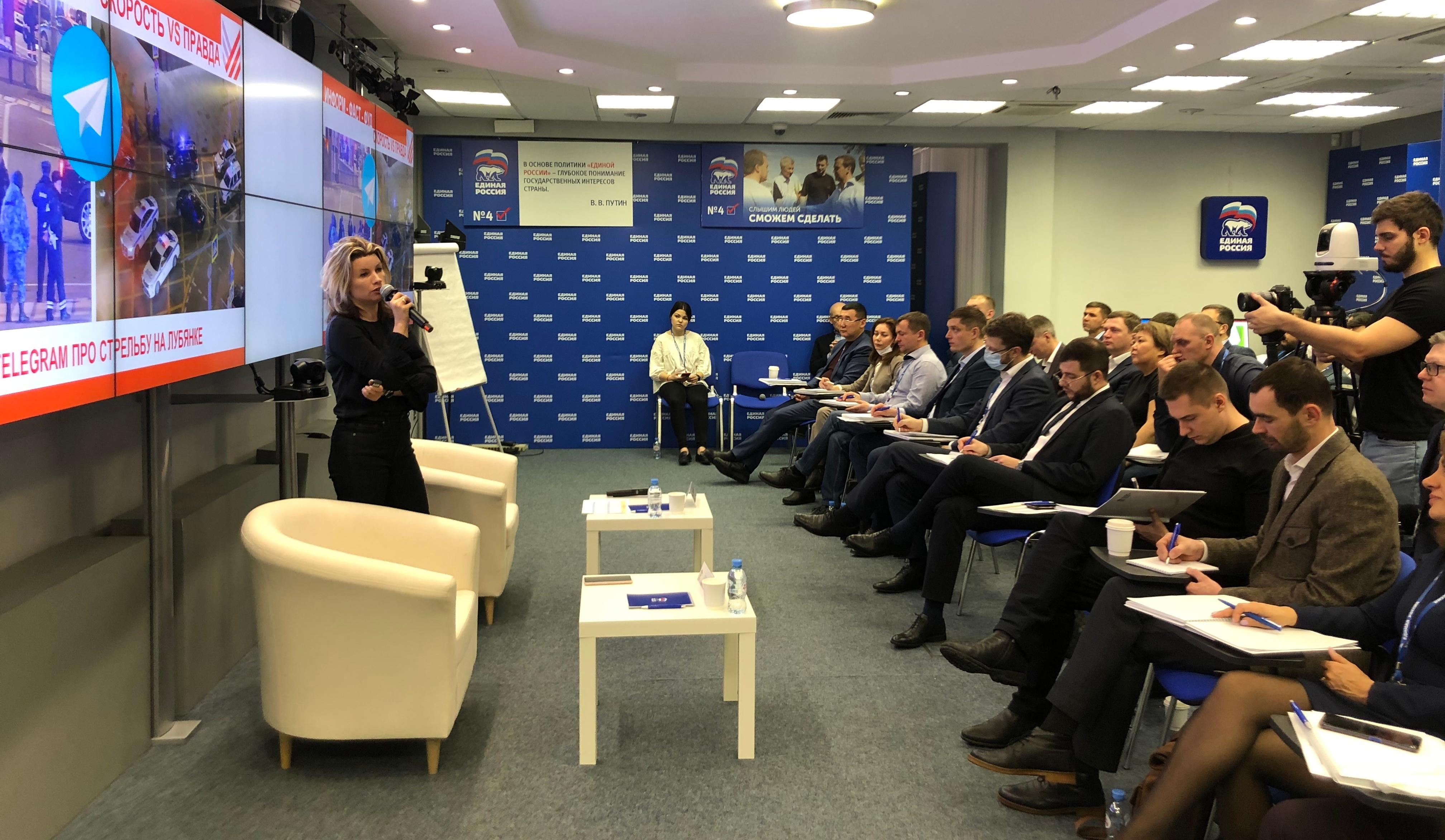 Евгения Стулова: Женщинам в политике нужны новые образы