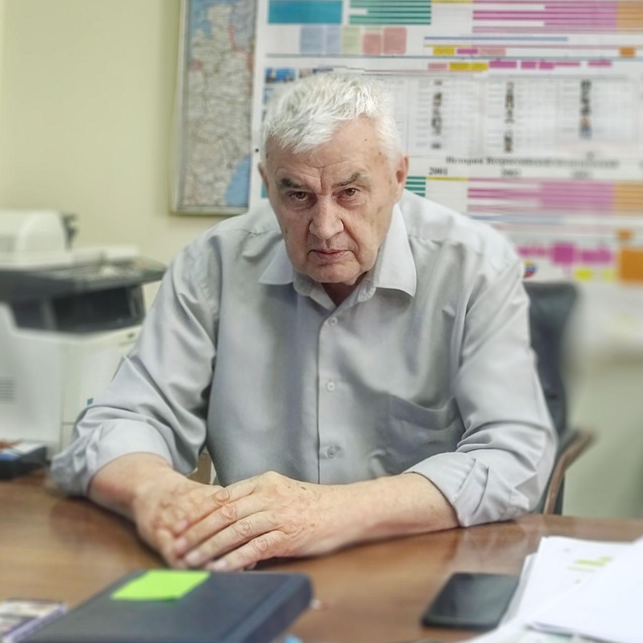 Николай Галуша