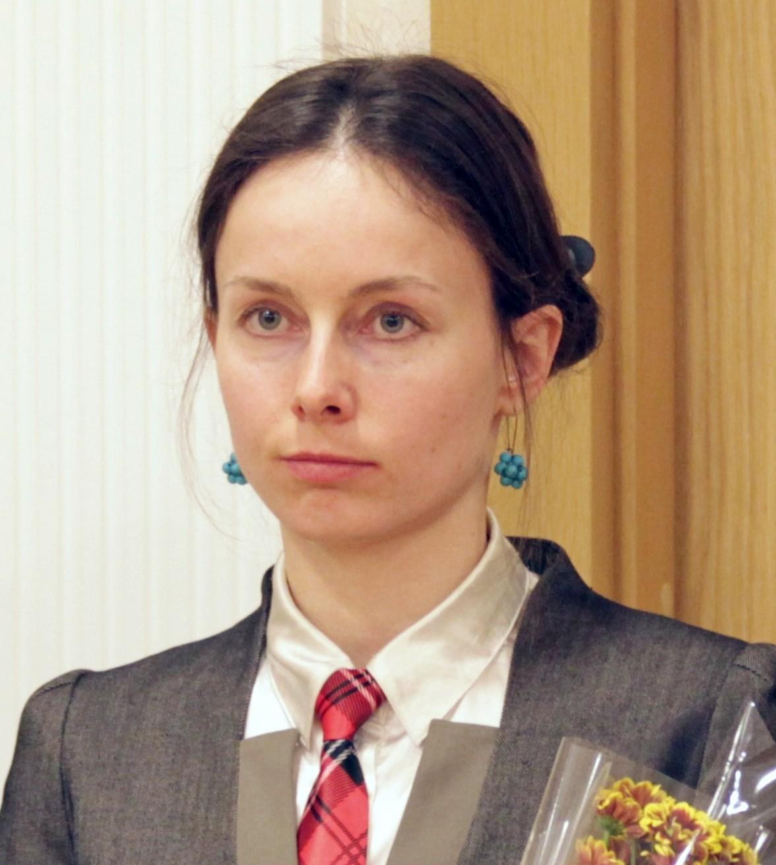 Дарья Кезина