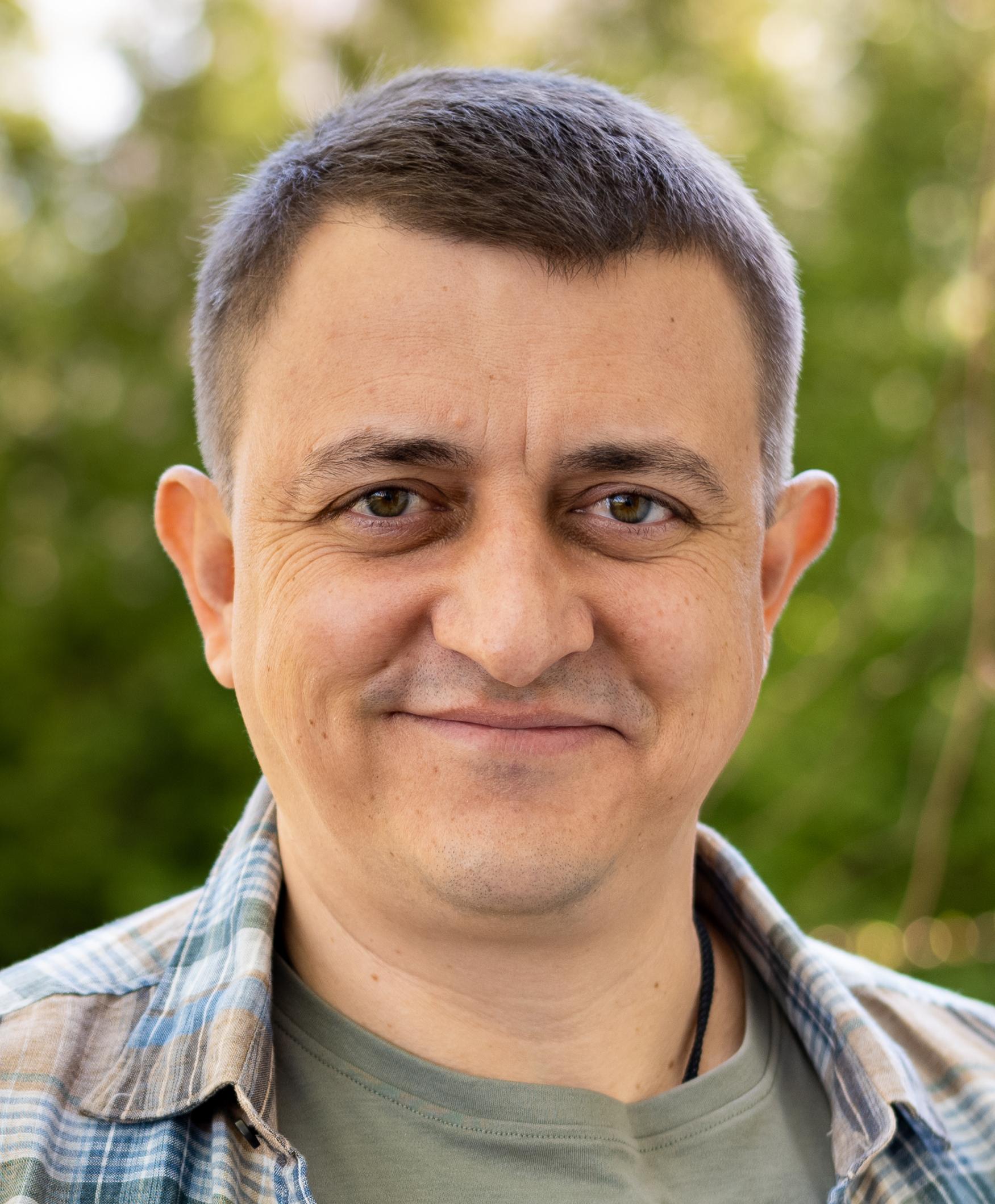 Андрей Гимбатов