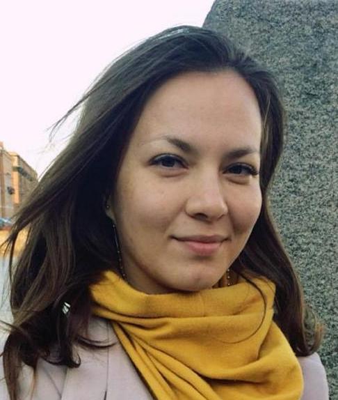 Галина Шубина
